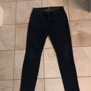 7 for All Mankind Gwenevere Jeans 27P